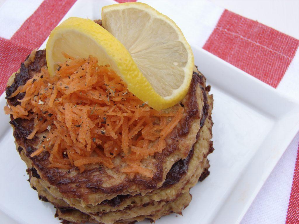 salmon and acorn squash cakes (paleo, grain free, dairy free)